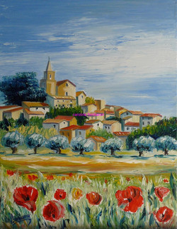 Village de Bonnieux