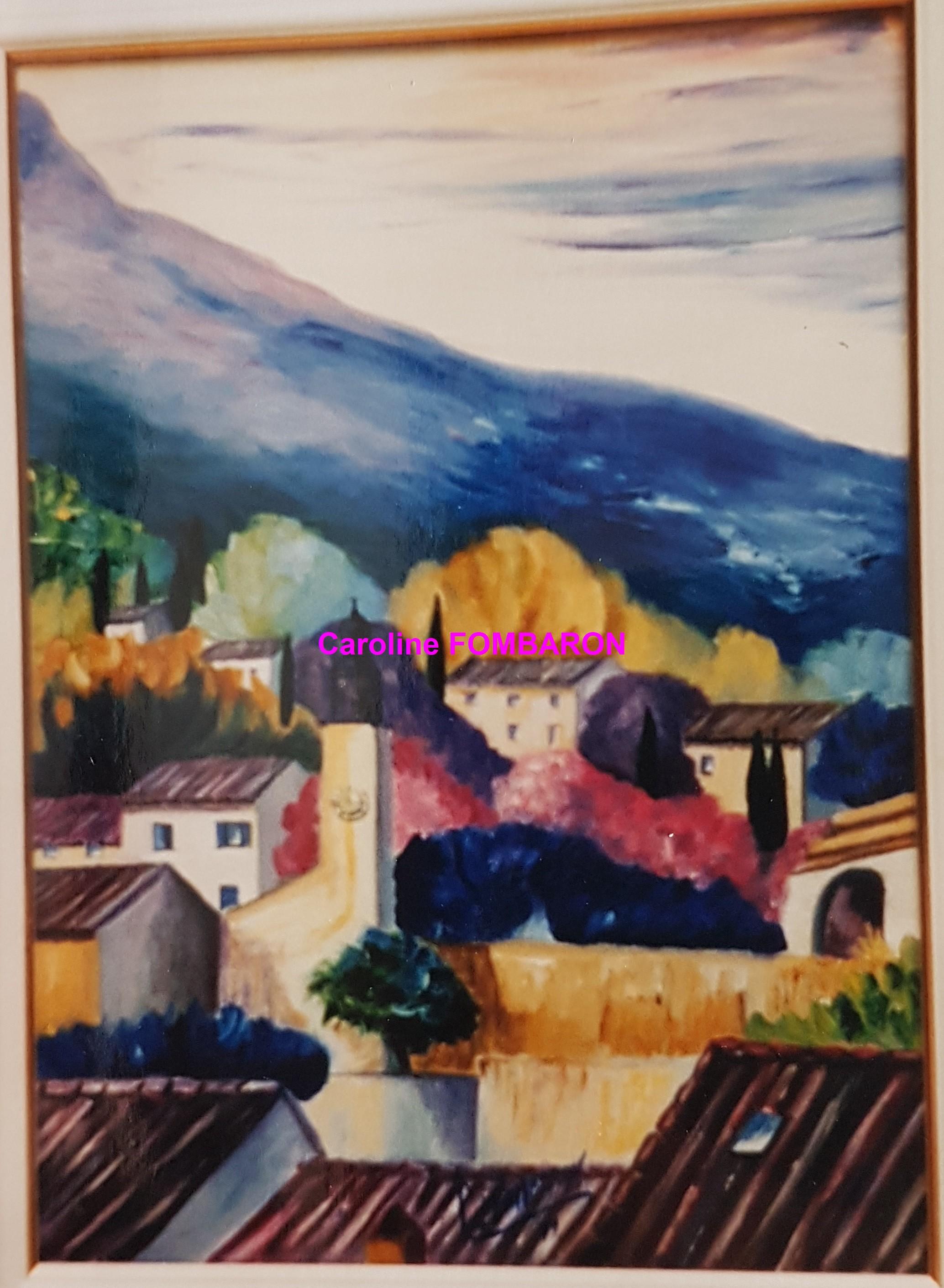 Village Mauve 6F