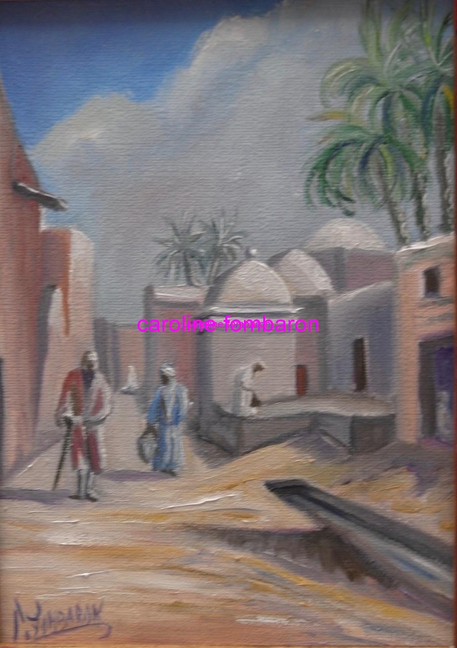 Petite rue du Magreb