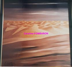 Dunes d'or 80x80
