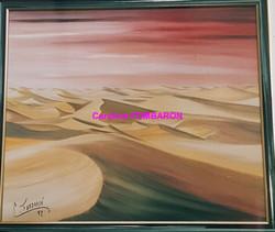 desert doré 80x80