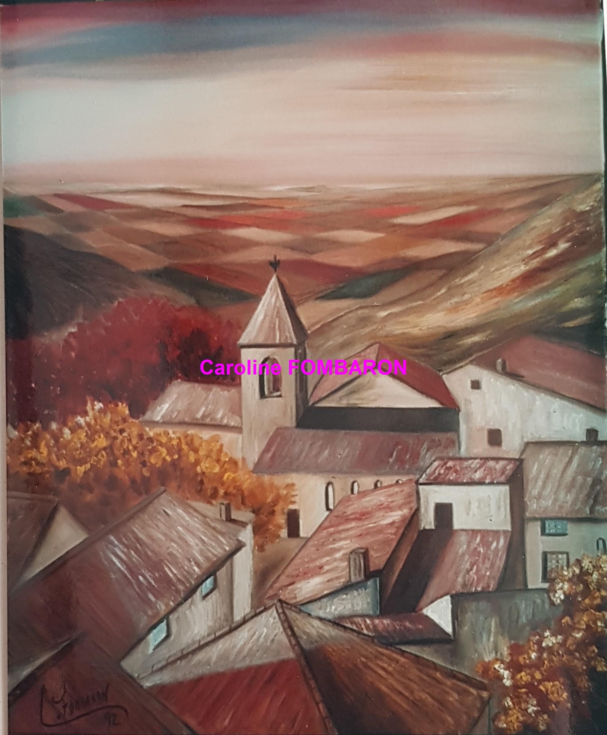 Village rouge 15F