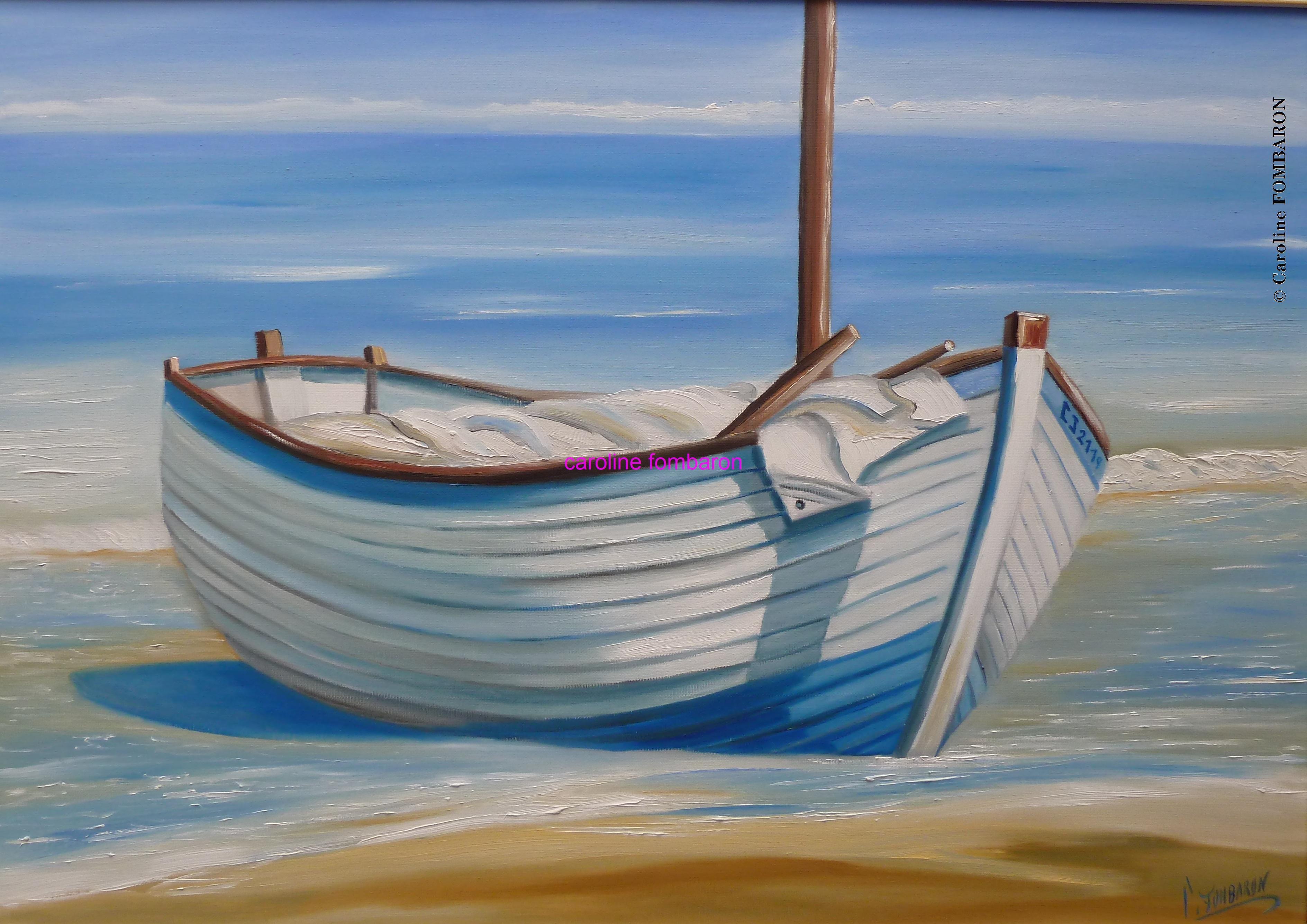 Barque normande