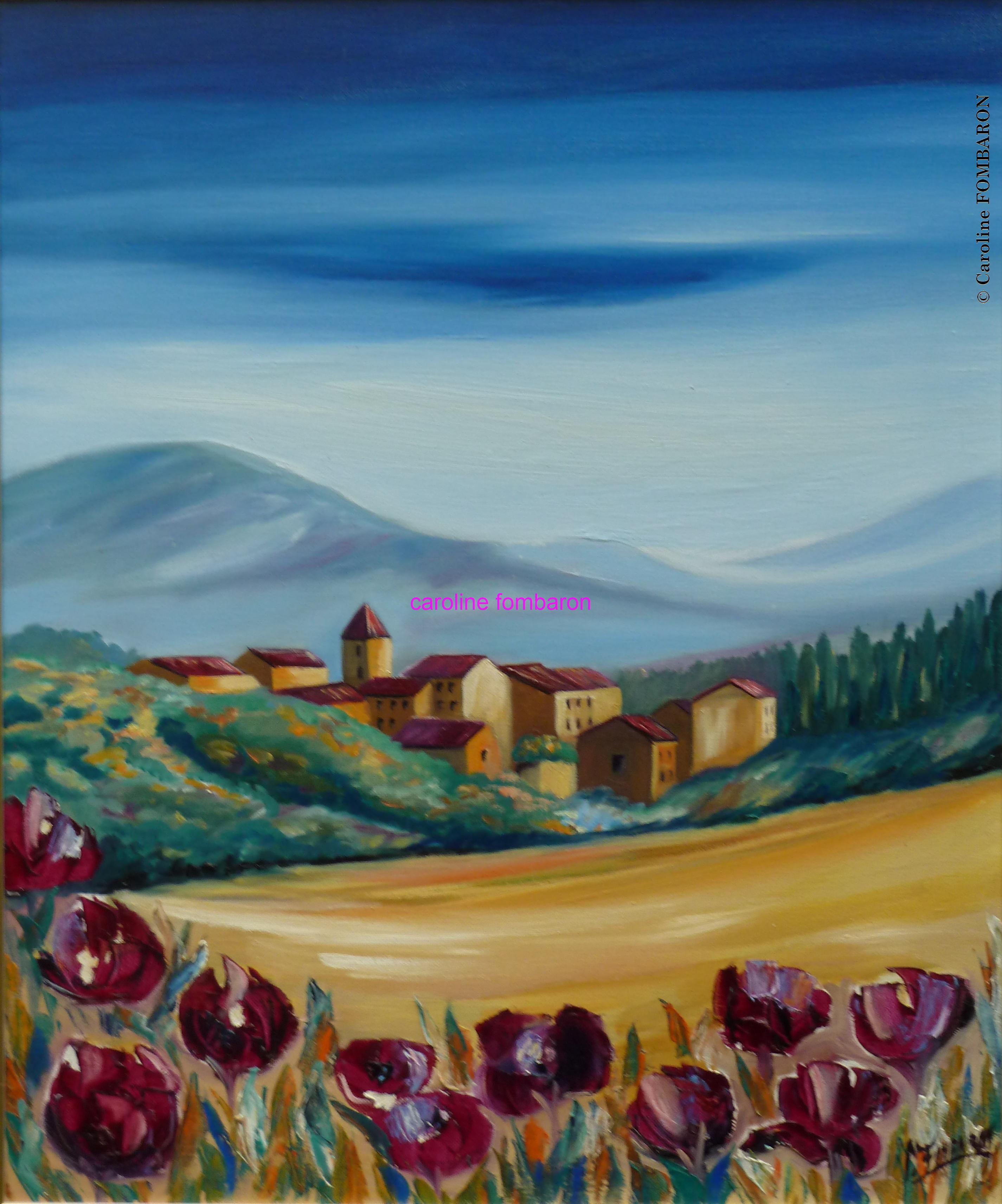 Village rouge