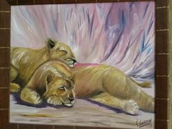 Les lionceaux
