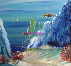 Au fond du lagon (Nouvelle cal. )