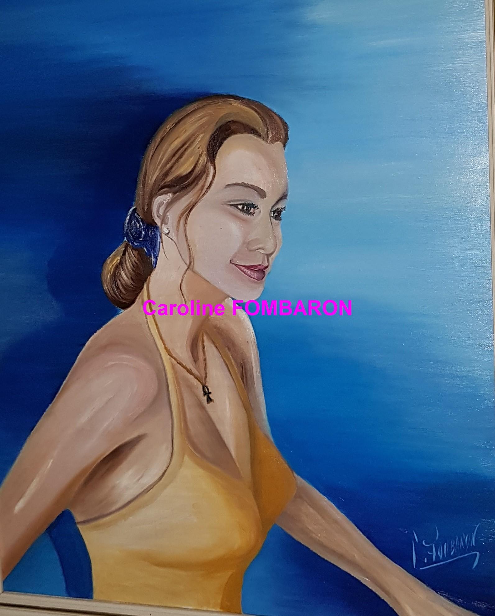 Portrait de Laetizia