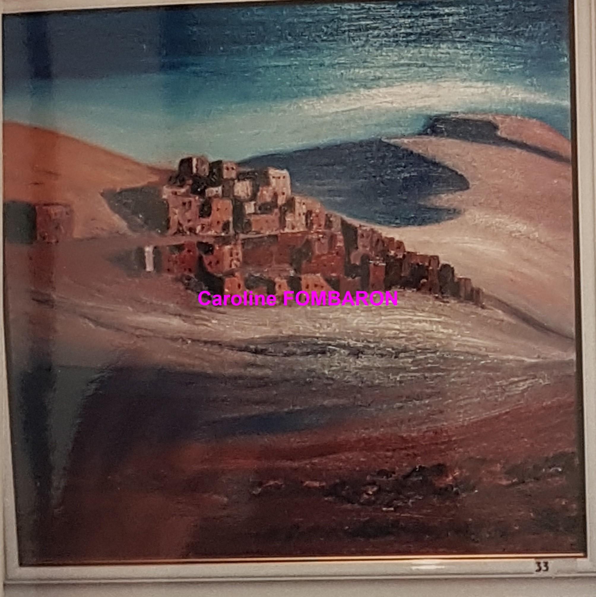 Ksar Marocain 40x 40