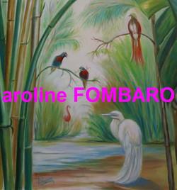 Jardin d'Eden 80x80