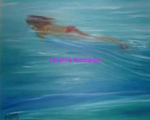 Sandrine petite sirene
