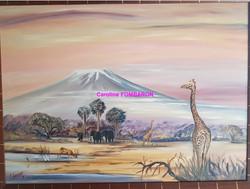 Au pied de Kilimandjaro 30F