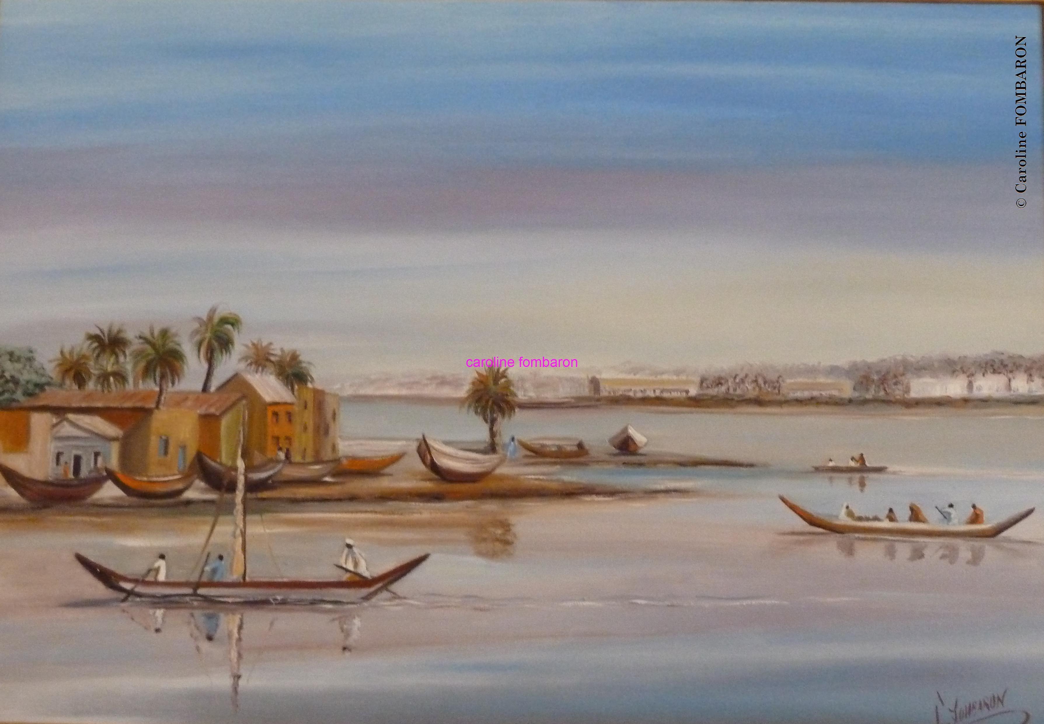 Rives du Sénégal