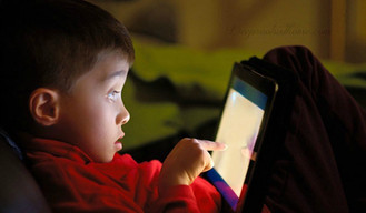 Screen Time Syndrome: Brain Images explain why kids are moody, impulsive & can't pay attenti