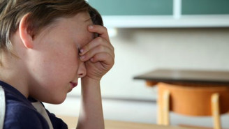 Primary school principals alarmed by pupils' rising anxiety. Survey finds only 12 % of principals se