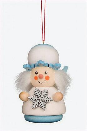 Angel Snowflake Ornament