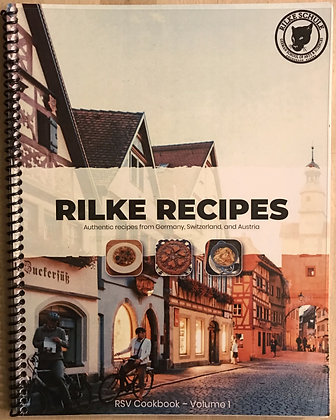 Rilke Recipe Book Volume 1