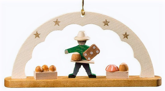 Gingerbread Arch Ornament