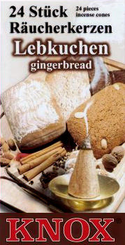 Gingerbread Incense