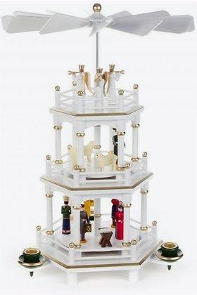 Nativity Pyramid (3-Tier)