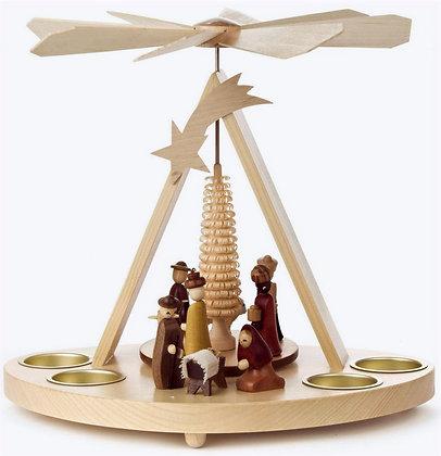 Nativity Pyramid
