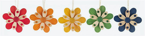 Christmas Blossom Ornament