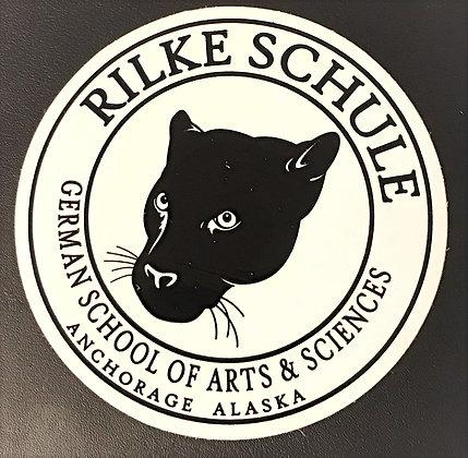 Rilke Decal