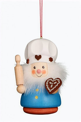Pastry Chef Ornament
