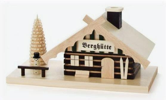 Alpine Smoker Hut