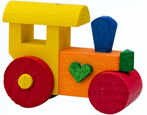 Steamroller Ornament