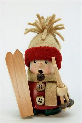 Skier Smoker