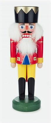 King  Nutcracker (Red/Yellow)