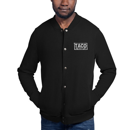 Taco World Order Bomber Jacket
