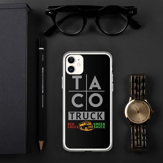 Taco Truck iPhone Case