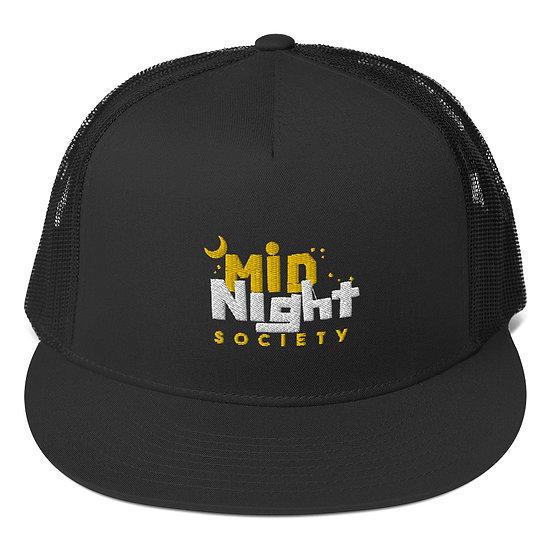 Midnight Society Trucker Cap