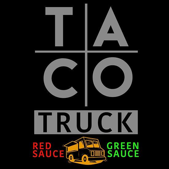 Taco Truck Shirt (Black)