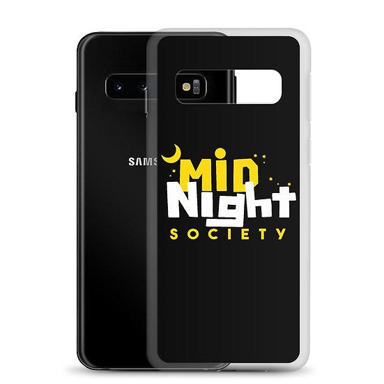 MidNight Society  Samsung Case
