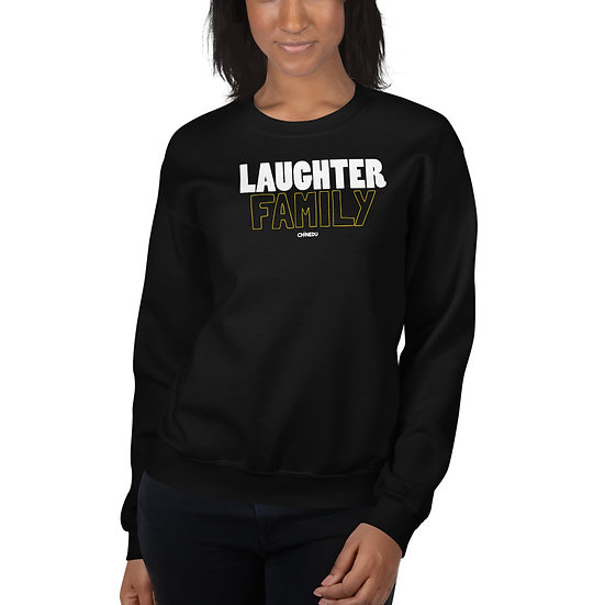 Laughter Family Sweatshirt