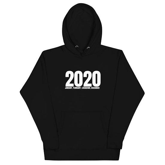 2020 Unisex Hoodie