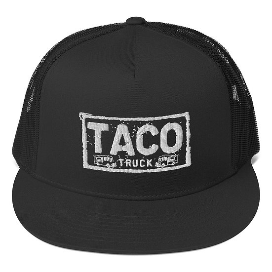 Taco World Trucker Cap