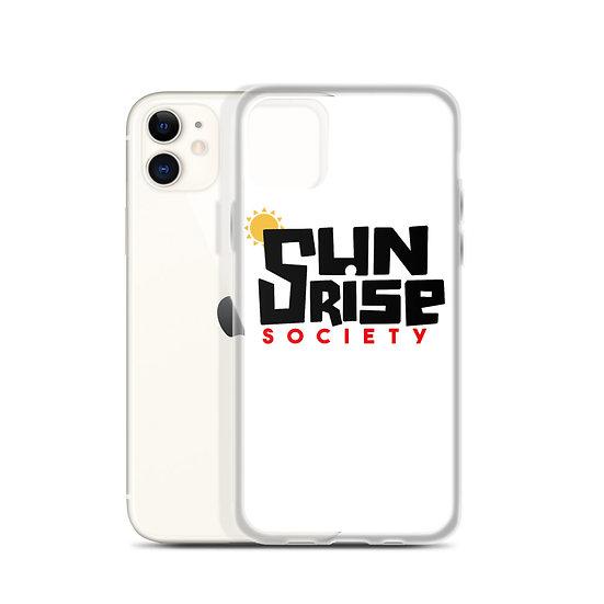 Sunrise Society iPhone Case