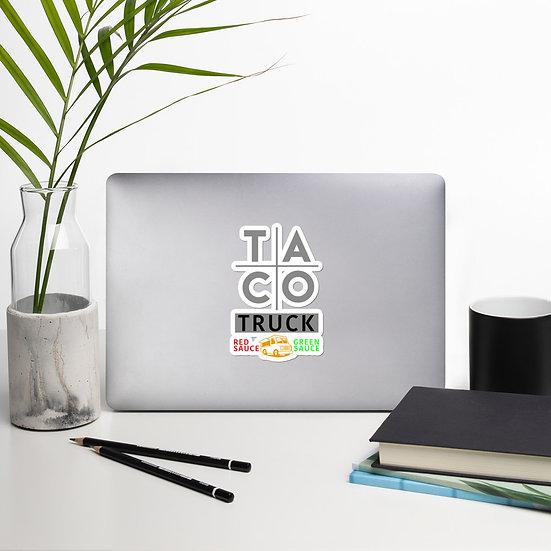 Taco Truck Stickers