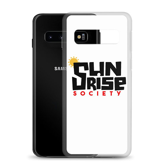 Sunrise Society Samsung Case