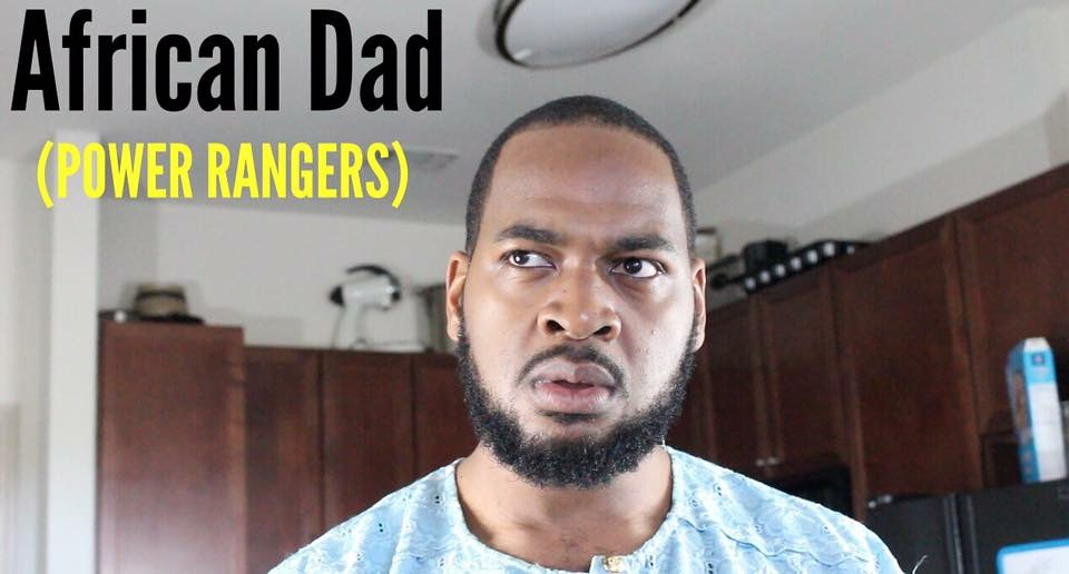 AFRICAN DAD