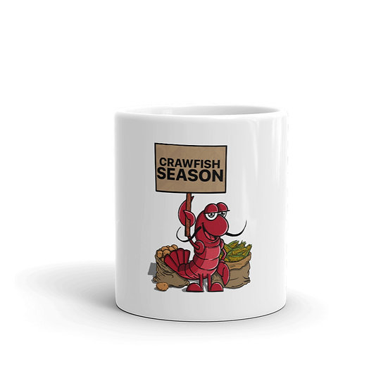 Crawfish Season Mug