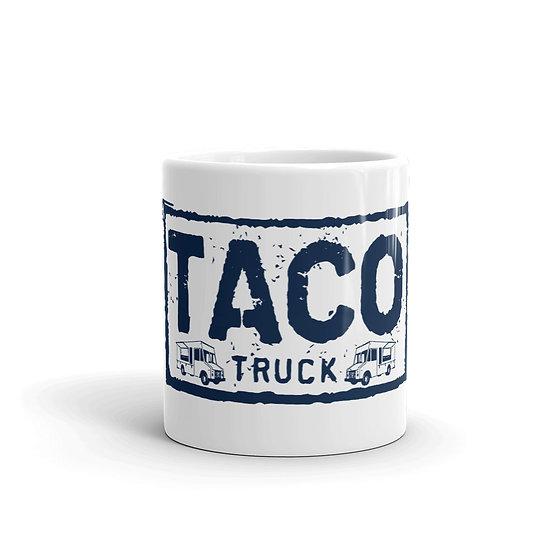 Taco World Order Mug ( Navy)