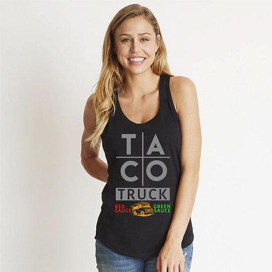 Taco Truck Tank Top (Women)