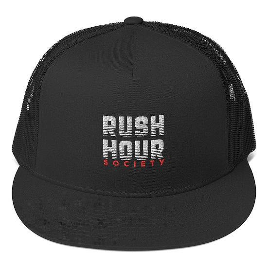 Rush Hour Society Trucker Cap