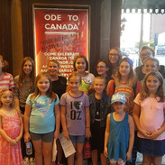 MMK Ode to Canada with the WSO Sept 2017