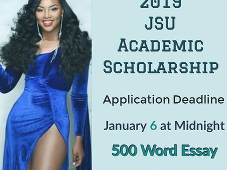 Buck or Die JSU Scholarship