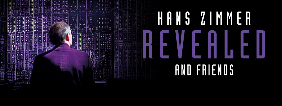 Hans Zimmer Revealed, the first modern film music concert